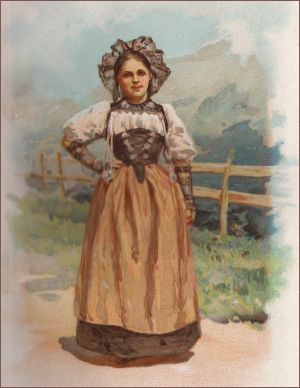 Costume of Switzerland